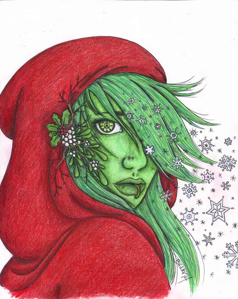 Solstice by Kahlan4