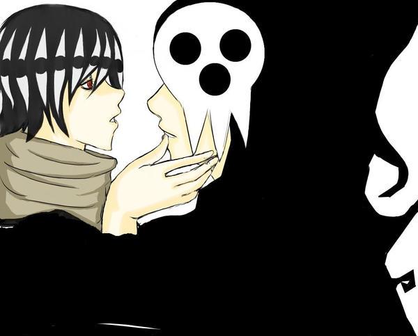 Asura And Shinigami-sama By Lazylittlefox On DeviantArt