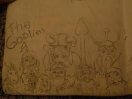 Labyrinth Goblins by LionBolt369