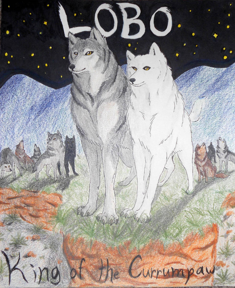 Lobo: King of the Currumpaw by LionBolt369