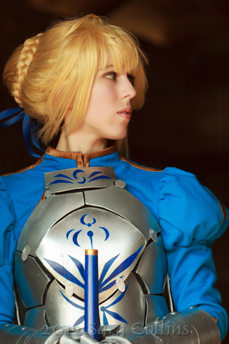 Saber by thatbloodypirate