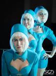 Fifth Element Stewardesses