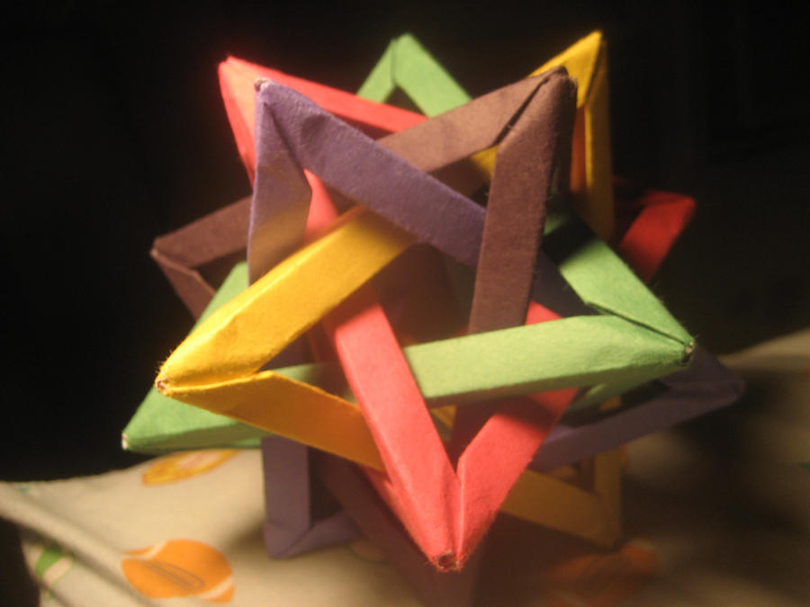 Origami F.I.T. by musicmixer112