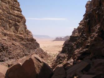 Landscape I. Jordan by underasky