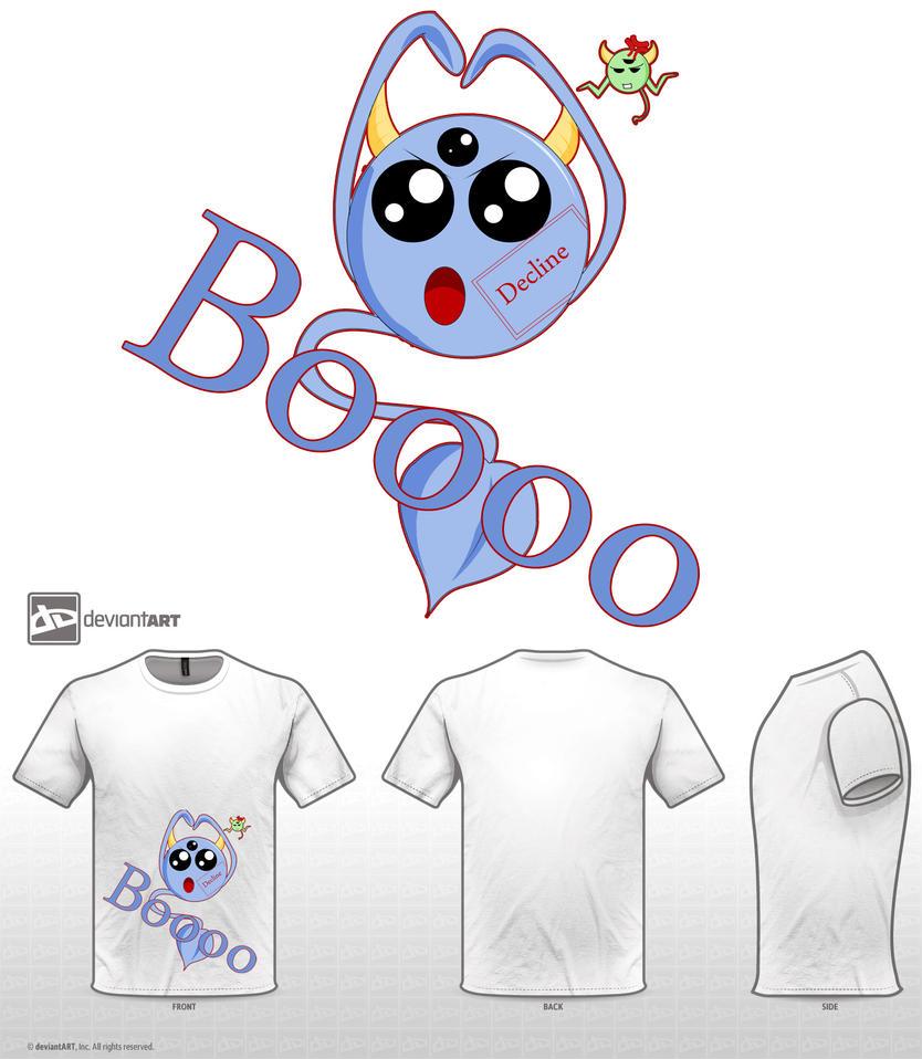 Booo monster by ockbaenma