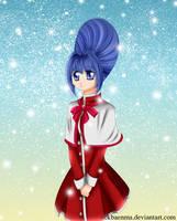 Nayuki in the hive style by ockbaenma