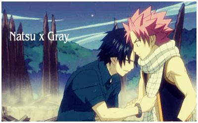 Natsu x Gray ID by Natsu-x-Gray