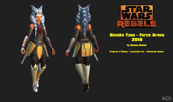 Rebels Ahsoka Tano - Force Arena (DLC)