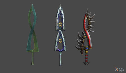 Weapons Downloads on XNALara - DeviantArt
