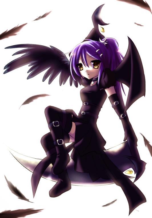 dark angel by Amuria