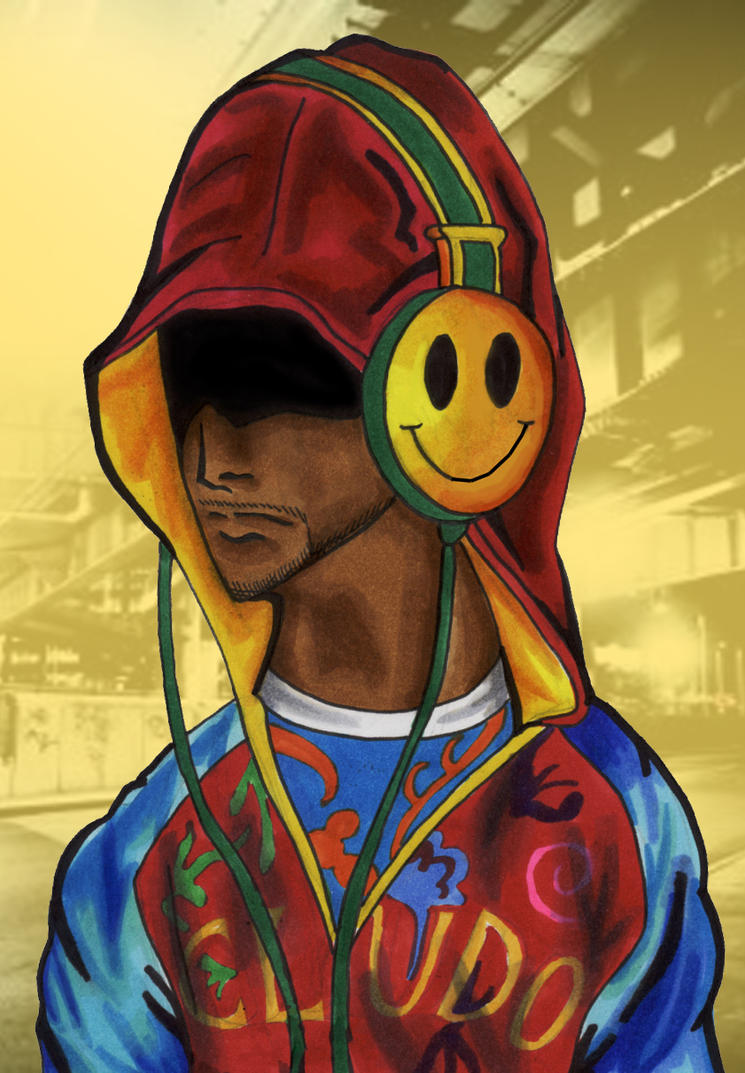 Gangster Hood Cartoon Characters : Mark y are you a creative thinker deviantart