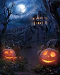 Jack's Halloween - Halloween Photoshop Art