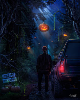 Trick-or-Treat Forest