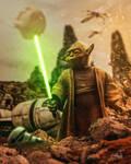 The Jedi Grandmaster