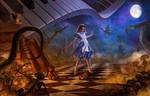 Alice in Dark Land