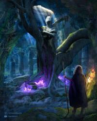 The Sylvian Ruins
