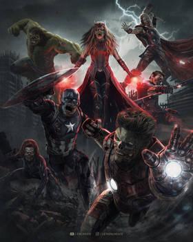 Avengers Zombies
