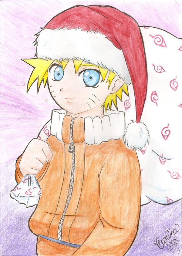 Naruto Noel by Cari-Hatake on DeviantArt