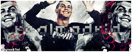 CR7 - Younes and TedB