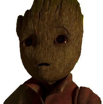 Baby Groot Render 3 By Sonicalexanderdx97 On Deviantart