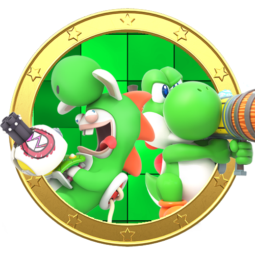 World Of (New) Nintendo (3DS XL) Yoshi___rabbid_yoshi_x_mp_sr_portrait_by_sonicalexanderdx97-dbm6uqk