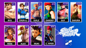 20by20: Street Fighter (Pt. 1)