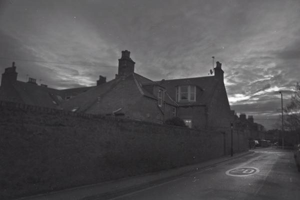 a street out of a dream by AlicjaRodzik