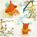 Smart Red Fox by AlicjaRodzik
