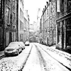 black and white pages by AlicjaRodzik