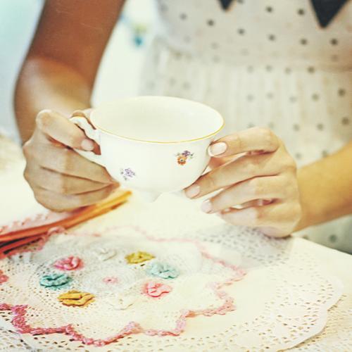 A Cup of Vintage by AlicjaRodzik