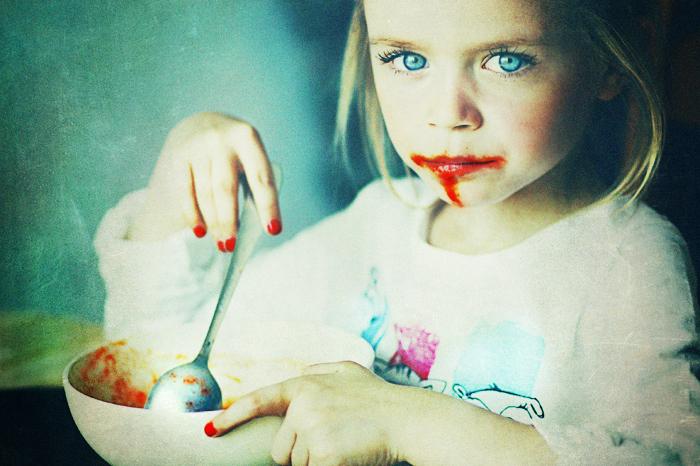 cream of tomato soup* by AlicjaRodzik