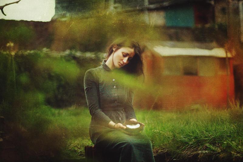 and when it goes away* by AlicjaRodzik