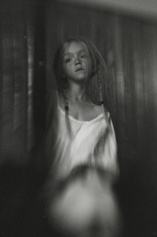through a thin small braid* by AlicjaRodzik