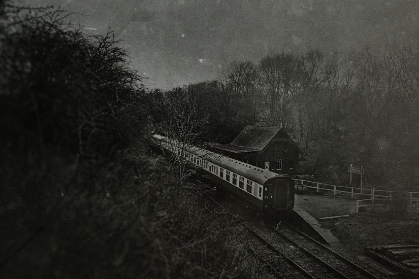 night train * by AlicjaRodzik