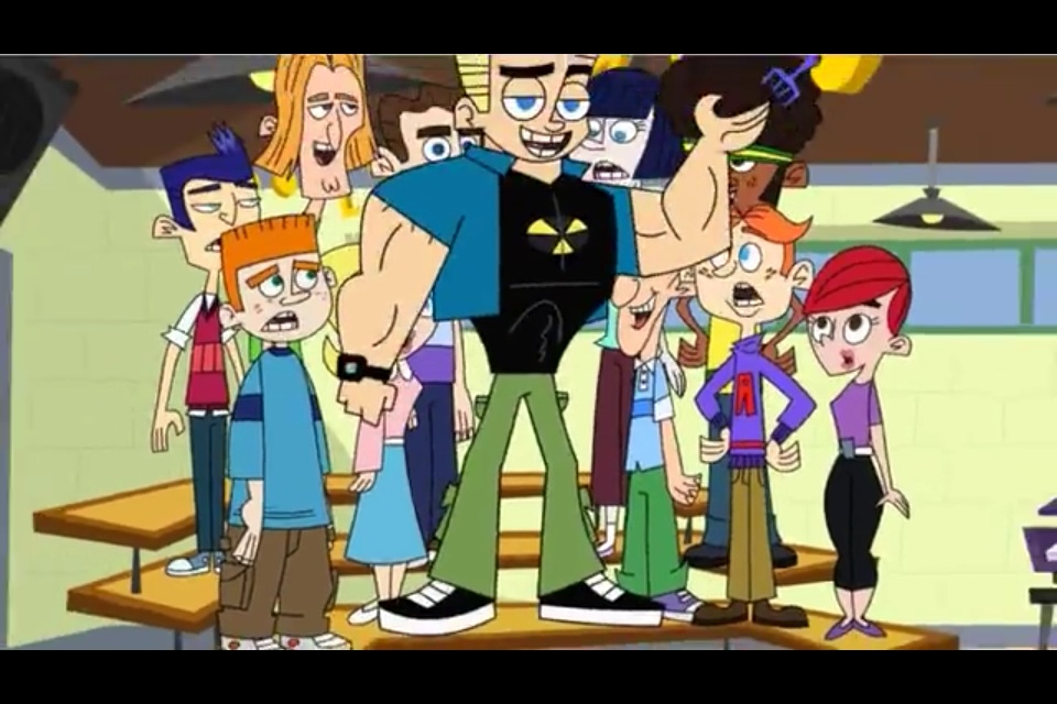 Johnny Test Muscle 14 By 0000w On DeviantArt