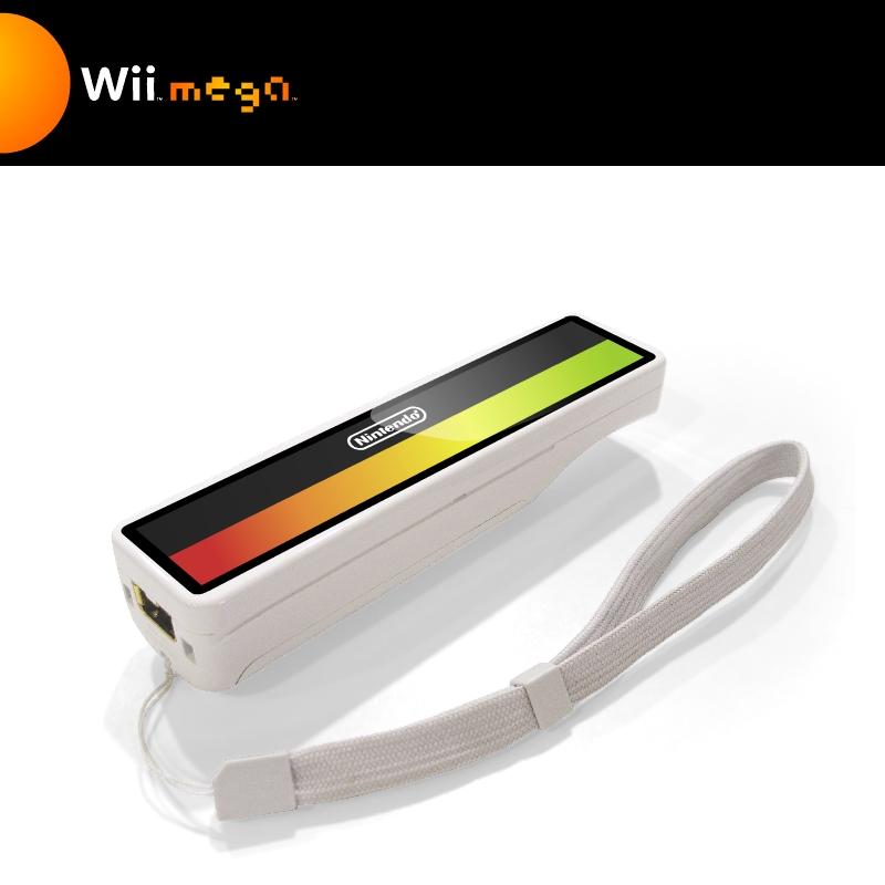 Wii Mega Standard Controller by Volcanic-Penguin