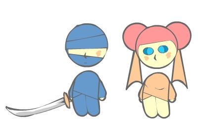 Ninjasprite by Volcanic-Penguin