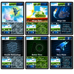 Cards - Air Sea Land