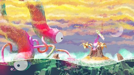 Summoning of the Rainbow Leviathans