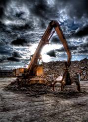 lonesome excavator