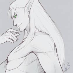 Rhovin - Sketch by Iseijin