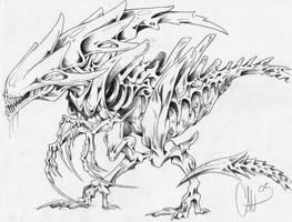 Alien Empress by Iseijin