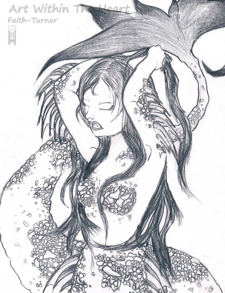 Dance Of The Mermaid by Faith-Bailey