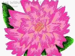 Flower Drawn - 3DS by Faith-Bailey
