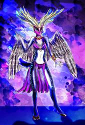 Sarrah by Goddess-Marissa