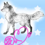 Clouded Wolf Adopt (closed)