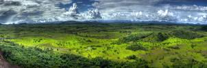 South Rupununi Wetlands by jmbroscombe