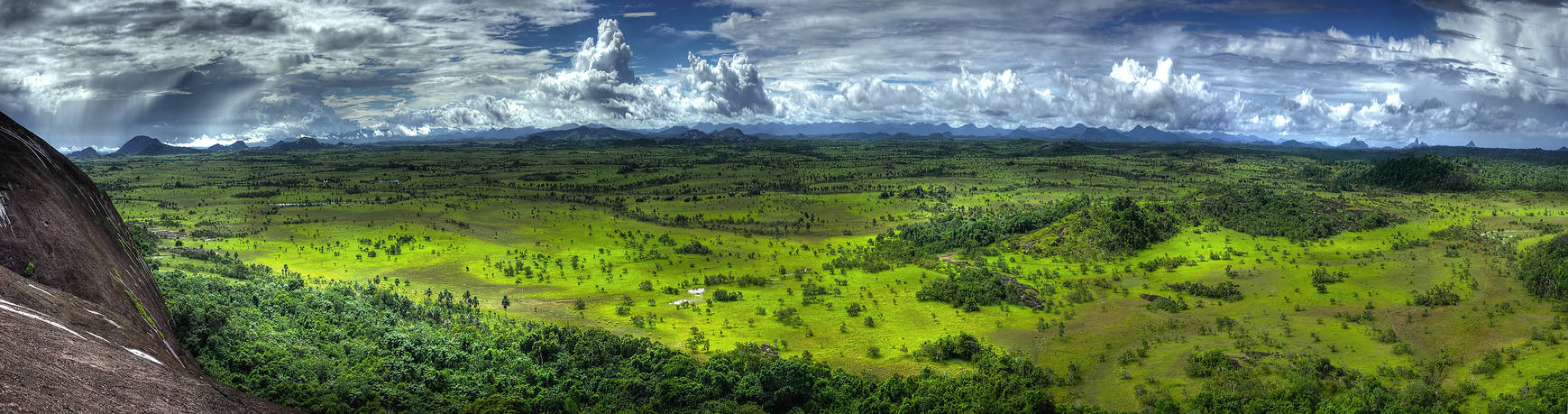 South Rupununi Wetlands