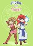 365 sketches - phoebe n cloves