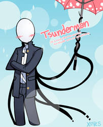 tsunderman (or: what have i done) by daughter-thursday